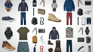 50 'Things We Want' This Week: Barrel-Strength Bourbon, Boots, EDC Gear, And More