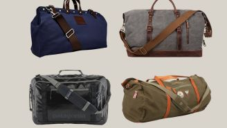 The Best Men's Weekender Bags For Every Type Of Adventure