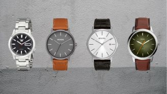 The Best Minimalist Watches You Can Buy For Under $200