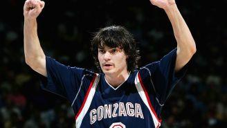 Remembering Forgotten March Madness Legends: Gonzaga's Adam Morrison