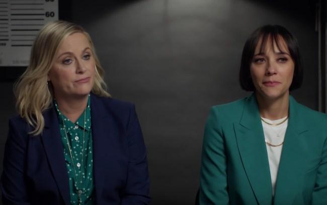 Amy Poehler and Rashida Jones Lie Detector Test
