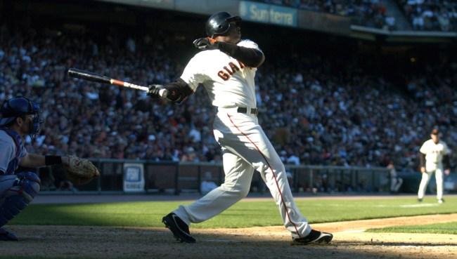 Barry Bonds Says Major League Baseball Gave Him A Death Sentence
