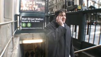 Wall Street Is A Roller Coaster Right Now, So Let's Remember Bert The Broker