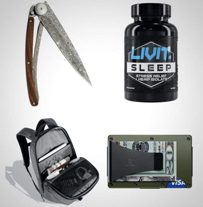 best easy living everyday carry items