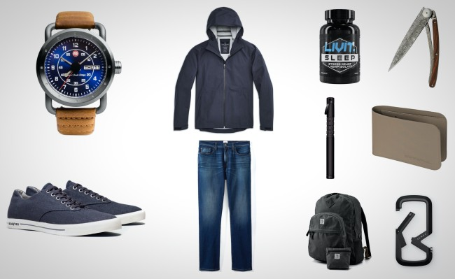 best everyday carry men's essentials items right now