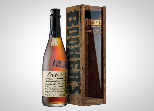 Booker's Bourbon Granny's Batch first batch release 2020