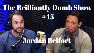 Jordan Belfort Discusses Making The Decision Between Leonardo DiCaprio And Brad Pitt To Play Him In Wolf Of Wall Street