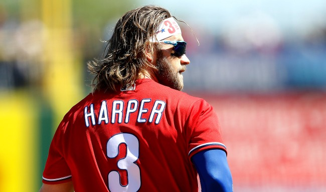 Bryce Harpers Reaction To Clubhouse Media Ban Due To The Coronavirus
