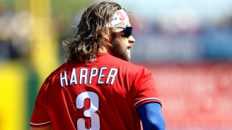 Bryce Harper On MLB's Decision To Implement Precautions To Protect Players From The Coronavirus: 'I Just Live My Life'