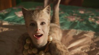 There's A Version Of 'Cats' Out There Where All The Cats Have CGI Buttholes