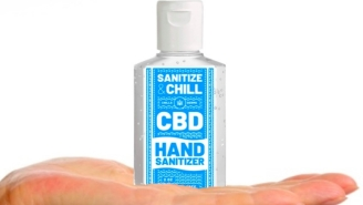 This CBD Hand Sanitizer Is The Trusty Sidekick We All Need Right Now