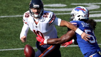 Bears Receivers Openly Wanting The Team To Sign Brady, Bridgewater Or Newton Is Bad News For Mitchell Trubisky