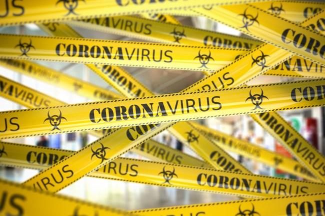 stop going out coronavirus psa