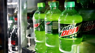 People Like This Couple Losing Their Sh*t Over Not Being Allowed To Buy 552 Cans Of MTN DEW Make Social Distancing Easy