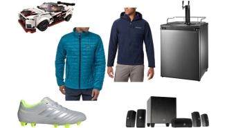 Daily Deals: Kegerators, JBL Home Audio Systems, LEGOs, Banana Repbulic Special, Under Armour Clearance, Express Sale And More!