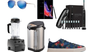 Daily Deals: Samsung Galaxy Note 9, UltraBOOSTs, TOMS Shoes, Michael Kors Sunglasses, Cole Haan Sale And More!