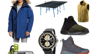 Daily Deals: Canada Goose Jackets, Chainsaws, Beretta Fleeces, $23 Sneakers, Baume & Mercier Watches, Cole Haan Sale And More!