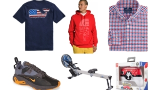 Daily Deals: Rowers, Vineyard Vines Friend & Family Sale, Eddie Bauer, The North Face Clearance And More!