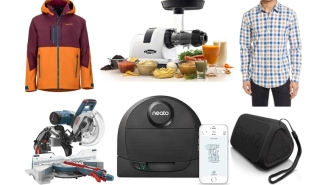 Daily Deals: Juicers, Instant Pots, Reebok, Robot Vacuums, Sorel Boots, Macy's Clearance, Hugo Boss Sale And More!