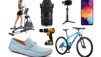 Daily Deals: Samsung Galaxy A50, Home Gym Equipment, Camera Gear, Ellipticals, Bicycles, Dress Shoes Sale And More!
