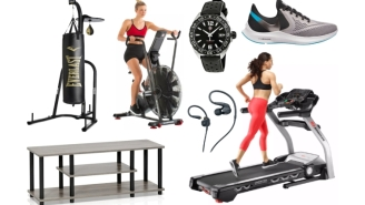 Daily Deals: Home Gyms, Cardio Equipment, AKG Headphones, Tag Heuer Watch Sale, Nike Clearance And More!