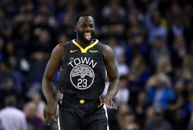 Warriors forward Draymond Green fires back at Charles Barkley and says he can do a better job on TV