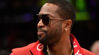 Dwyane Wade Went Full 'Basketball Dad' By Ripping Into His Son's High School Coach On National Television