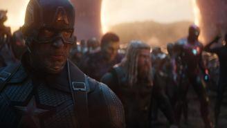 'Avengers: Endgame' Originally Had A Creepy 'WandaVision' Post-Credit Scene