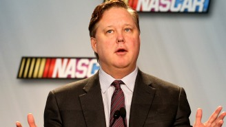 Former NASCAR CEO Brian France Suing 'Drunken Brian France' Parody Twitter Account For 'Emotional Distress'