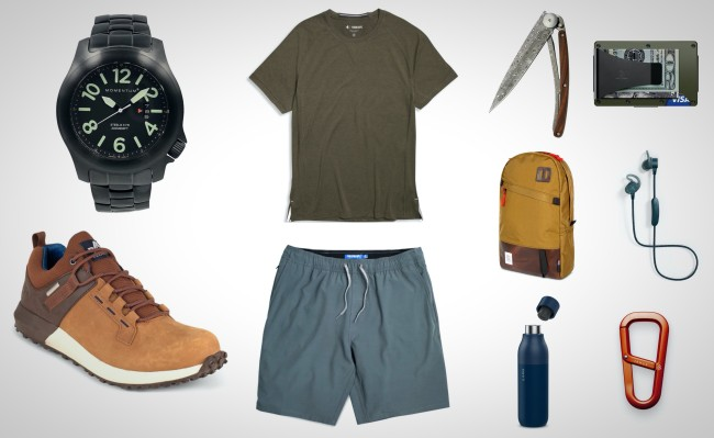 best fitness everyday carry essentials items for men