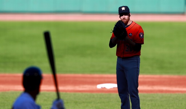 Former Astros Pitcher Collin McHugh Wishes He'd Been More Brave