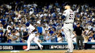 Former Astros Player Ken Giles Says He's Willing To Give Back His 2017 World Series Ring