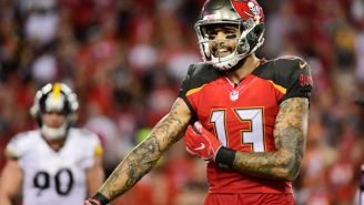 Mike Evans Says He's 'Been On That Hennessy' Since Tom Brady Signed With Buccaneers