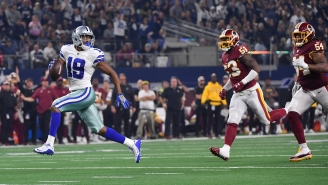 The Redskins Reportedly Offered Amari Cooper 'Significantly More' Money Than The $100 Million He Got From The Cowboys
