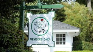Augusta National Is Closing Its Doors To Its Members 'Until Further Notice' Amid Coronavirus Concerns