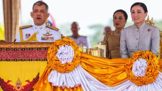 The King Of Thailand Is Quarantined With A 'Harem Of 20 Women' And It's Unclear If Any Are His Wife
