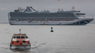 Coronavirus Update: Over 100,000 Cases, Infected Man Attended Tool Concert, $8.3B In Aid, 3,500-Person Cruise Ship Waiting