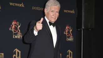 Alex Trebek Gives Candid Update On Health One Year After Pancreatic Cancer Diagnosis