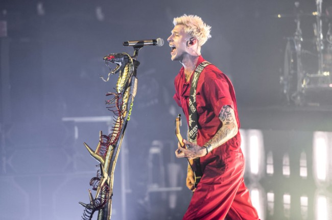 Machine Gun Kelly releases new diss track 'Bullets with Names' where MGK says he killed Slim Shady.