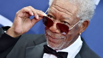 After Watching 'Shawshank Redemption' For The First Time, We Must Protect Morgan Freeman At All Costs