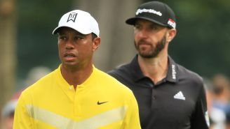 Dustin Johnson Will Skip Summer Olympics, Increasing Tiger Woods' Chances To Make It To Tokyo