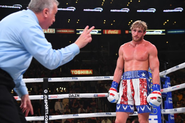 Logan Paul was knocked out by Brazilian MMA fighter Paulo Costa currently competes in the middleweight division of UFC.