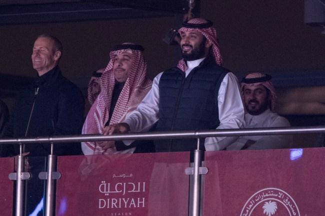 Prince Mohammed Al Saud