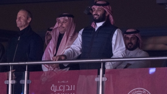 Saudi Prince Mohammed Al Saud's 230-Foot $79 Million Superyacht Capsized In Greece