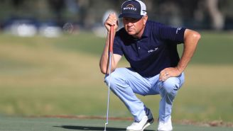 Davis Love III's Georgia Home Destroyed In Fire, Family Is Safe And Unharmed
