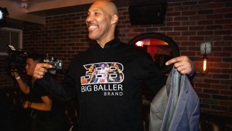 LaVar Ball FS1 Interview Goes Off The Rails When He Says His Son LaMelo Isn't Fully Developed Yet Because His Mom Is 'Caucasian'