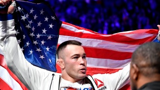 Colby Covington Volunteers To Fight Tyron Woodley To Save Upcoming UFC Fight Card After Leon Edwards Pulled Out Due To Coronavirus Travel Ban