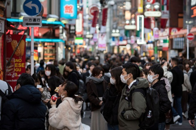 Japanes man in his 50s tested positive for coronavirus and went to bars in Japan and said he was intentionally spreading the COVID-19.