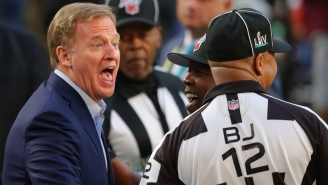The NFL Draft Will Go On As Scheduled And Roger Goodell Is Threatening Anyone Who Publicly Disagrees With Him
