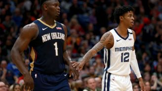 Ja Morant Dominates Zion Williamson, Receives Every First Place Vote In Latest Rookie Of The Year Survey